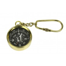 HMS Victory Compass Keyring