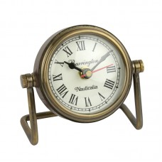 Barrington Pivot Clock, 10cm