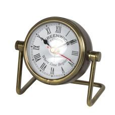 """Where Time Begins"" Pivot Clock"