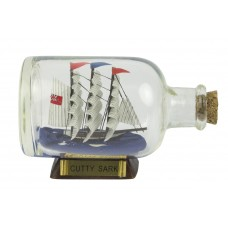 Cutty Sark Ship-in-Bottle, 9cm