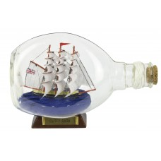 Cutty Sark Ship-in-Bottle, 16cm