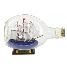 Bounty Ship-in-Bottle, 16cm