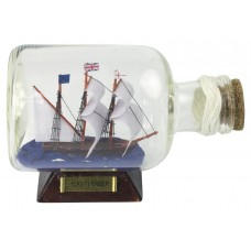 Mayflower Ship-in-Bottle, 14cm