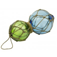 Double Glass Fishing Float, 36cm