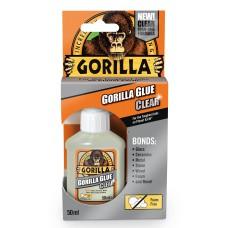 Gorilla Clear Glue, 50ml