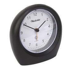 Circular Clock (RC), black, 17cm