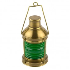 Starboard Navigation Lamp Paperweight, 13cm