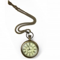 Greenwich Meridian Pocket Watch, 5cm