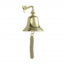 "5"" Quayside Bell with Lanyard"