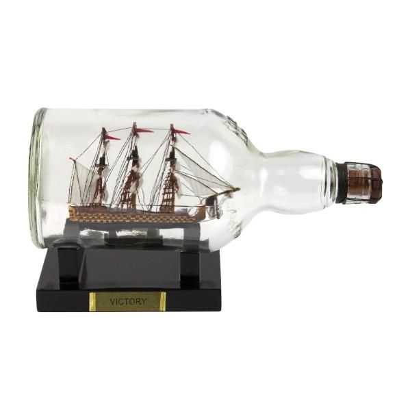 HMS Victory Ship-in-Bottle, 22cm