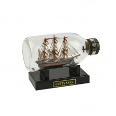 Cutty Sark Ship in Bottle, 14cm