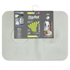 Stay Put Tablemats (6), white