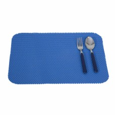 Stay Put Placemat (1), elec.blue