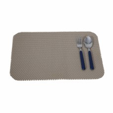 Stay Put Placemat (1), taupe