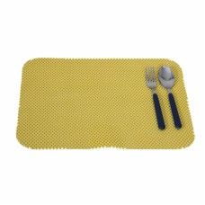 Stay Put Placemat (1), yellow