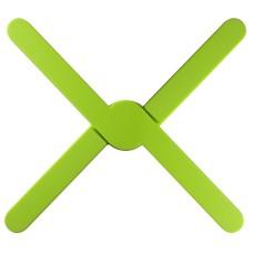 Silicone Folding Trivet - Green