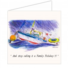 Peyton Card - Family holiday