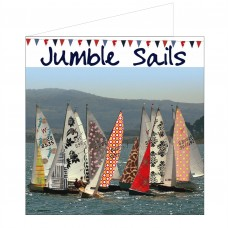 Dressed all Over Card - Jumble Sails