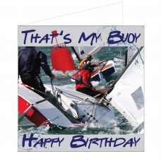 Sailing Card - That's my Buoy