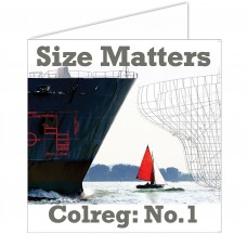 Sailing Card - Size Matters