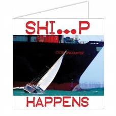 Sailing Card - Ship Happens