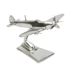 Aluminium Spitfire Sculpture, 13cm