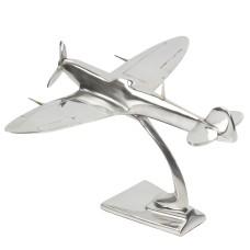 Aluminium Spitfire Sculpture, 21cm