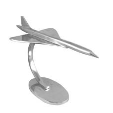 Aluminium Concorde Sculpture, 71cm