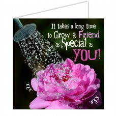 Greeting Card - Grow A Special Friend