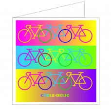 All at Sea Card - Cycle-delic