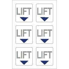 Boat Sticker - Lift (S)