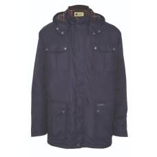 Balmoral Waterproof Breathable Coat, Navy, large