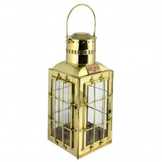 Chief Cargo Oil Lamp, brass, 38cm