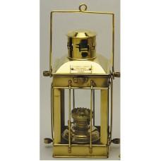 Brass Cargo Oil Lamp, 25cm
