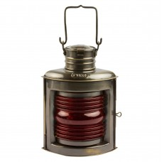 Port Navigation Lamp, antique, 21cm