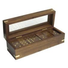 Naval-style Dominoes Set, 20cm
