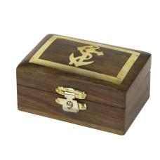 Naval-style Box (Anchor), 8cm