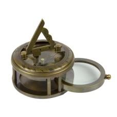 Sundial, Compass, Magnifier Chart Weight