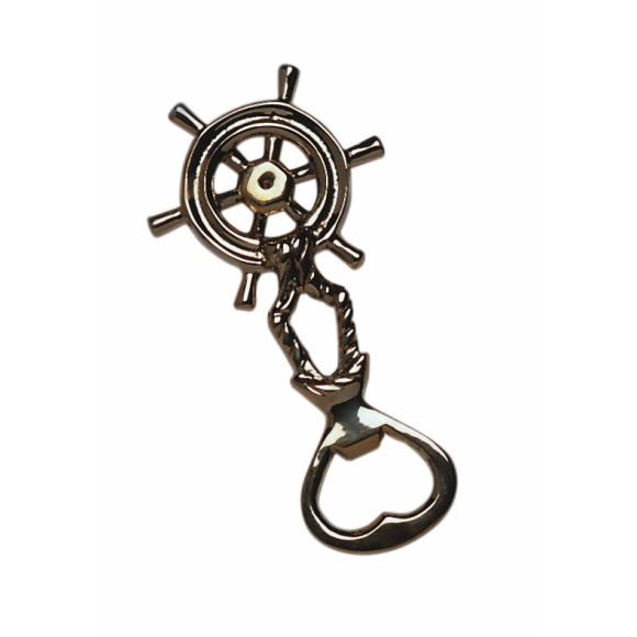 Ship's Wheel Bottle Opener