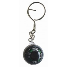 Working Compass Keyring