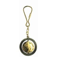 World Globe Keyring