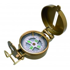Brassed Bearing Compass