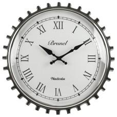 """Brunel"" Wall Clock, 35cm"