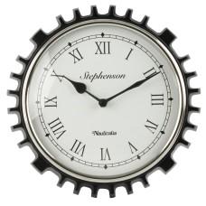 """Stephenson"" Wall Clock, 25cm"