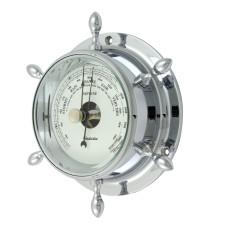 Chrome Neptune Barometer