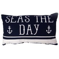 """""""Seas the Day"""" Cushion, 50x30cm"""