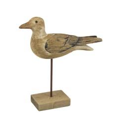 Seabird on Stand, 16cm