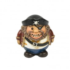 Tubby Pirate, 6cm