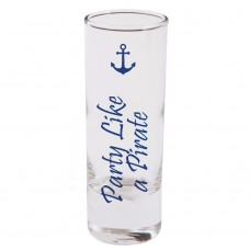 Shot Glass - Party Like a Pirate