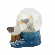 Snowglobe with Seagulls, 9cm